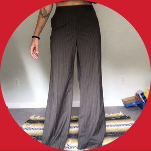 Jones New York - Stretch Pinstrip Dress Pants - 12